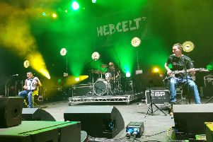 Peatlemania takes over HebCelt on a Friday night of musical delights