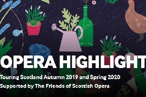 Opera highlights tour will call into Stornoway this autumn