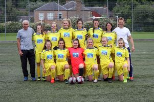 Lewis and Harris Ladies ready for cup final as they withdraw from league