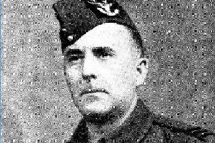 Lt-Col John Macsween OBE, MA, JP, who was made an Officer of the Order of the Britsh Empire (Military Division) in 1942.