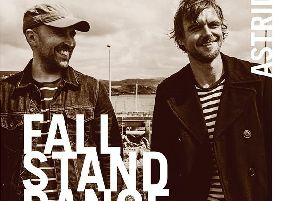 Fourth album 'Fall Stand Dance' is out now and sees core members Clark and Willie Campbell (both from Lewis) reunited with another old pal ' Edwyn Collins.