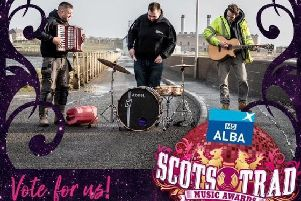 The band are up for 'Live Act of the Year 2019'