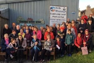 Supporters of B�th Bharraigh are hoping to gain your support in an effort to persuade Councillors to think again about the decision to demolish the local co-operative's current premises.