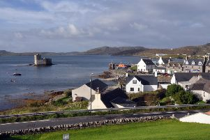 MP's concerns about affordable housing in Harris and Barra