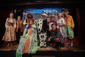 Heriot Christmas Panto, Jack and the Beanstalk.