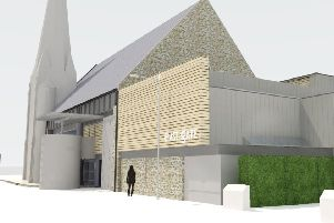 How the Eastgate Theatre in Peebles will look if a proposed �1.5m revamp goes ahead.