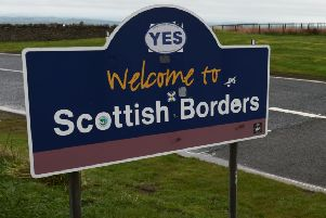 Weather warnings are in force for the Borders today and tomorrow.