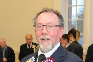Selkirk Community Council chairman Alistair Pattullo.