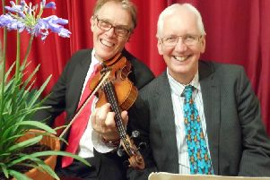 Agapanthus Duo will be performing a programme of popular classical favourites for Hawick Music Club on February 24.