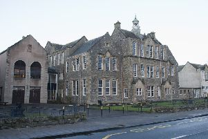 Hawick's High School in Buccleuch Road is set to be replaced in five years, much earlier than the previously estimated timescale. However, Borderers will be paying extra on their council tax to enable the accelerated project.