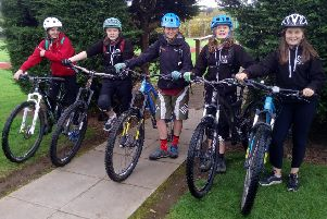 Young cycling enthusiasts could be in line to benefit
