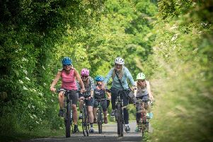 Easyriders, the project which encourages more women in the Borders to get on their bikes, returned earlier this year, with sessions in Selkirk, Peebles and Galashiels.'The project is now set to travel to new areas around the region and launch in Hawick, Kelso and Jedburgh this August.