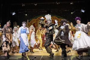 Earlston High School does Beauty and the Beast.