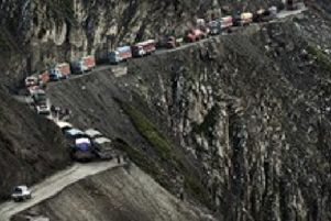 In pictures: 7 of the scariest and most dangerous routes in the world