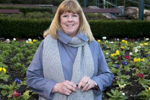 Hawick Community Council chairman Gillian Morgan is among seven of its members to have quit.