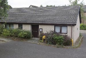 The former Yetholm surgery.