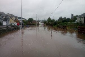 No hopes of quick fix for flood-prone Earlston road