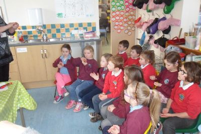 Pupil Well Being At Ayton And Reston Primary School Berwickshire News