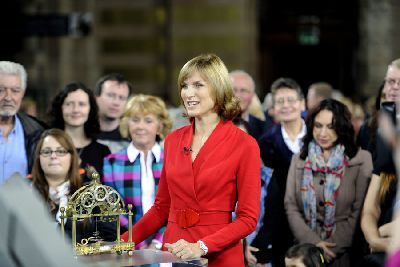 Bring your treasures to the Antiques Roadshow - Berwickshire