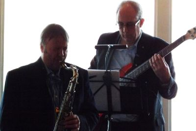 VIDEO: JazzMain at the Victoria Hotel - The Buteman