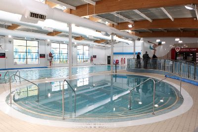 Kilsyth Swimming Pool undergoes £330,000 refurbishment ...