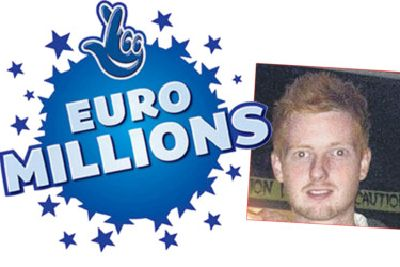 Prank pals made friend out to be Euromillions winner