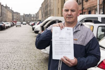 Driver hit with police bill for more than value of stolen