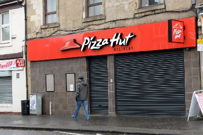 Pizza Chain Delivers New Takeaway To Motherwell Motherwell
