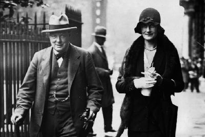 How Scotland Almost Cost Churchill His Clementine The Scotsman