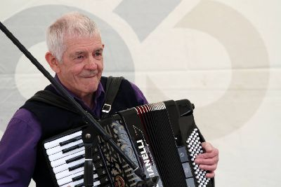 Obituary: Colin Campbell, accordionist - The Scotsman