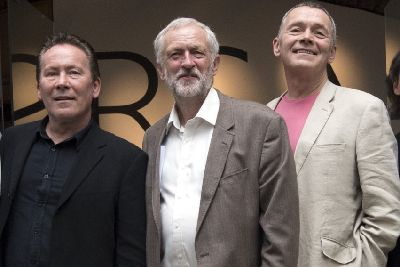 Euan McColm: UB40 and the Corbynistas' red, red whine - The