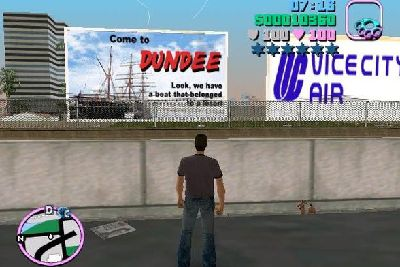 Grand Theft Auto's Scottish references and easter eggs - The