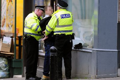 New stop and search code to cost Police Scotland £3m - The