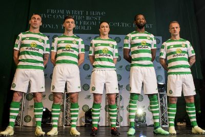 detailed look 3479f 2f42a Celtic fans are NOT happy with the club's new 2018/19 kit ...