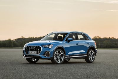 Review: Audi Q3 - The Scotsman