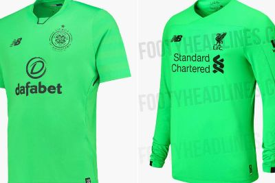 meet 0979d ab125 Have Liverpool been given a Celtic hand-me-down as a new kit ...