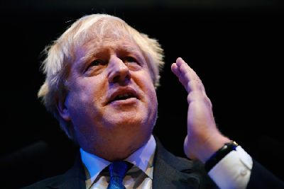 Boris Johnson: 'Scots should not become prime minister