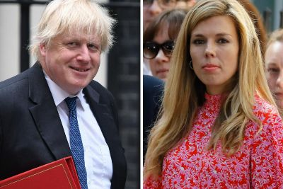 Boris Johnson to officially move in to 10 Downing Street