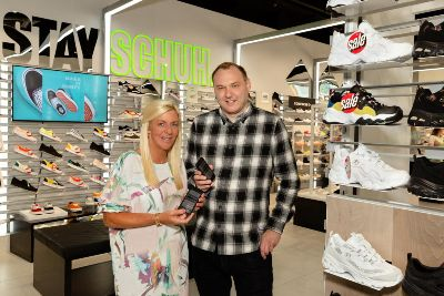 outlet store fd804 7429d Edinburgh IT specialist Opal ties up with footwear giant ...
