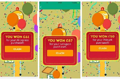 Boom25 Could Get You A Free Takeaway From Deliveroo The