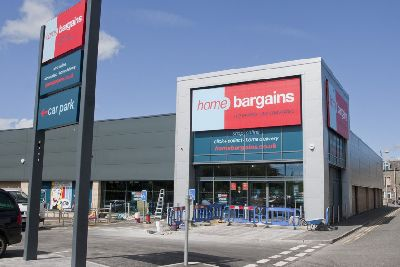 Jobs Boost Expected As 4m Home Bargains Opens In Galashiels The