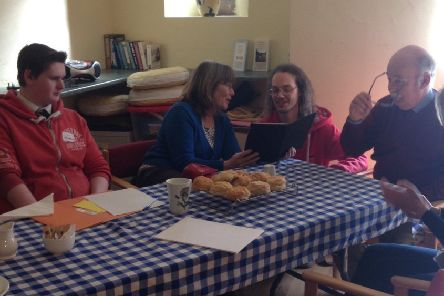 Connect Youth Project have been  working with the community trust to offer a weekly Tuesday Caf�, where customers  pop in for a scone and a cup of coffee, or home-made soup while also getting help with their tablet or mobile phone.