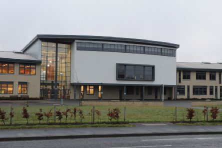 Berwickshire High School, Duns