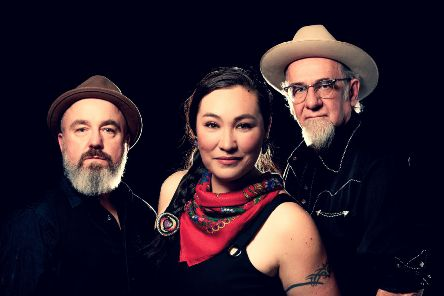 All the way from Yukon Canada, Diyet invites audiences to the BURC (formerly St Paul's Church), Spittal on Saturday, May 4 at 7:30pm.to experience a soundscape of rhythm, melody and storytelling reflecting her mixed heritage roots.