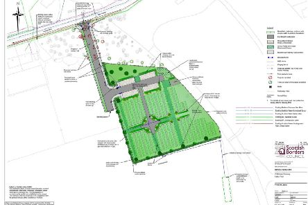 Plans submitted for new Coldstream cemetery