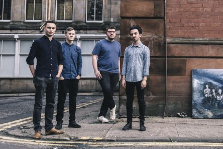 Gnoss bring sell-out Celtic Connections show to Eyemouth