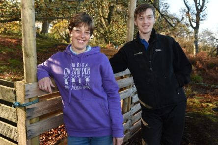 Katy Pollock and her son Craig both enjoy rewarding careers in childcare.