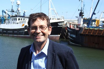 During his 12-months at the helm of the BID, Iain Sutherland was instrumental in hosting Peterheads first ever seafood festival which drew more than 3,500 people to the town in September