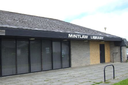 A building warrant has been approved by Aberdeenshire Council for the demolition of the former Mintlaw Library