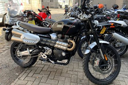 The all-new 2019 Scrambler 1200XC from Shirlaws of Aberdeen has taken the market by storm